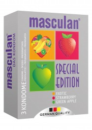 Masculan Special Condoms