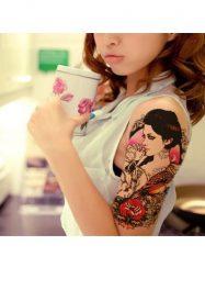 ajutine tattoo
