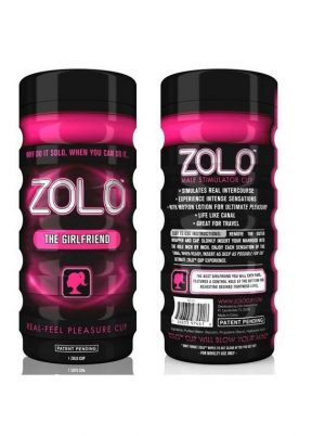 ZOLO CUP THE GIRLFRIEND CUP