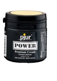 PJUR POWER PREMIUM CREAM PERSONAL LUBRICANT 150 ML