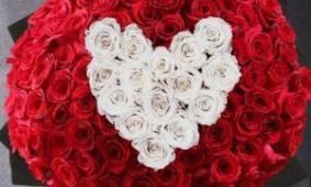 roosid kallimale naistepäevaks