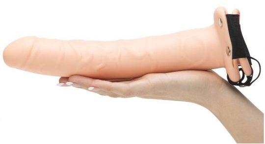 Kuidas Õõnes Strap-On Peenis Saab Päästa Teie Seksuaalelu