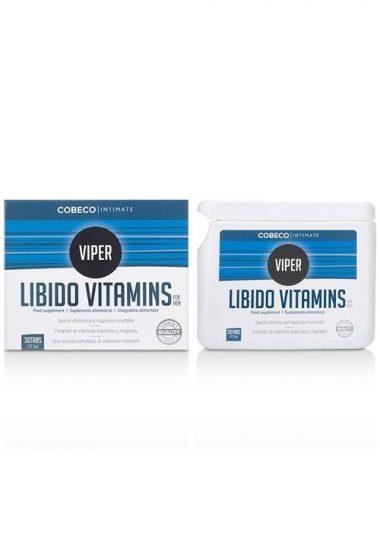 Libiido vitamiinid