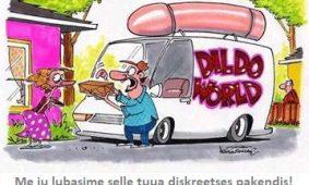 Dildod - Kuidas Leida Endale Sobiv?
